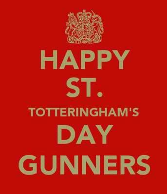 Saint Totteringham's Day